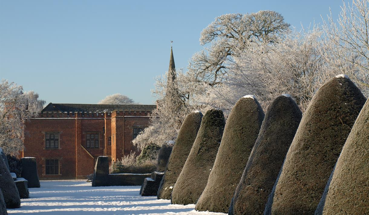 Winter Wonderland Christmas Party at Holme Pierrepont Hall