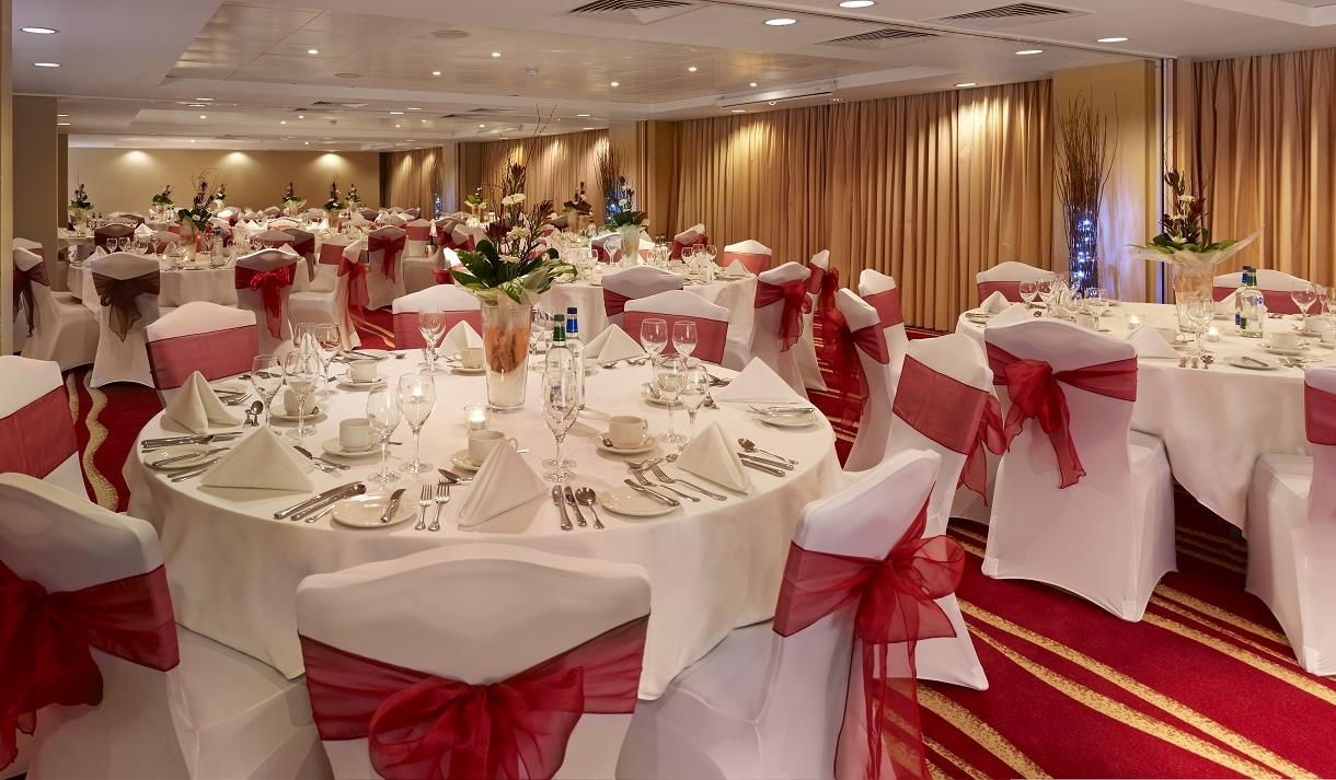 Christmas Party Nights at Park Plaza Nottingham