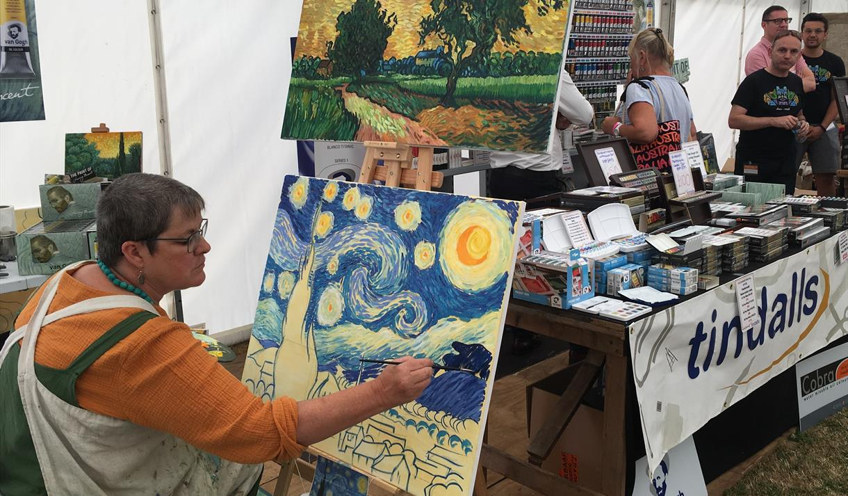 Patchings Festival of Art, Craft & Photography 2018