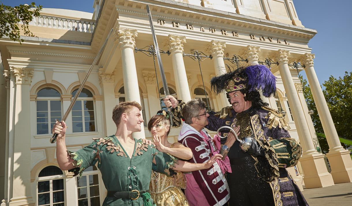 Peter Pan, Theatre Royal | Visit Nottinghamshire