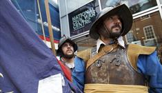 Pikes and Plunder: Civil War Festival