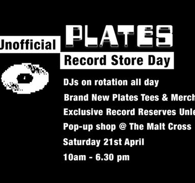 Record Store Day at The Malt Cross