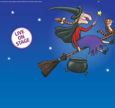 Room on the Broom, Theatre Royal Nottingham