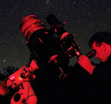 Star Gazing at Sherwood Pines | Visit Nottinghamshire