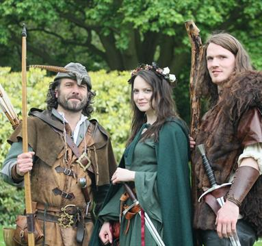 Medieval Family Fun at the Archbishop's Palace and Minster