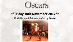 Rod Stewart Tribute Evening at Oscar's