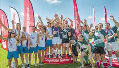 UK Corporate Games 2017