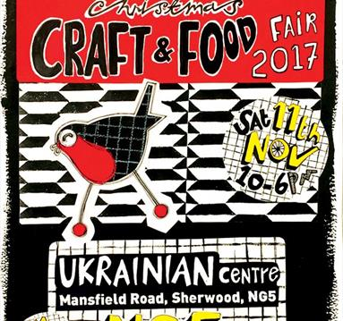 Sherwood Christmas Craft & Food Fair