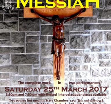 The Southwell Choral Society present Handel's Messiah
