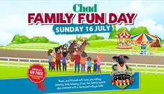 Family Fun Day - National Hunt Afternoon Racing