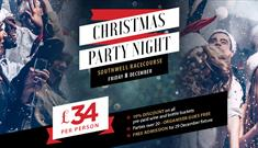 Christmas Party Night at Southwell Racecourse