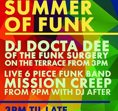 Summer of Funk The Southbank Bar