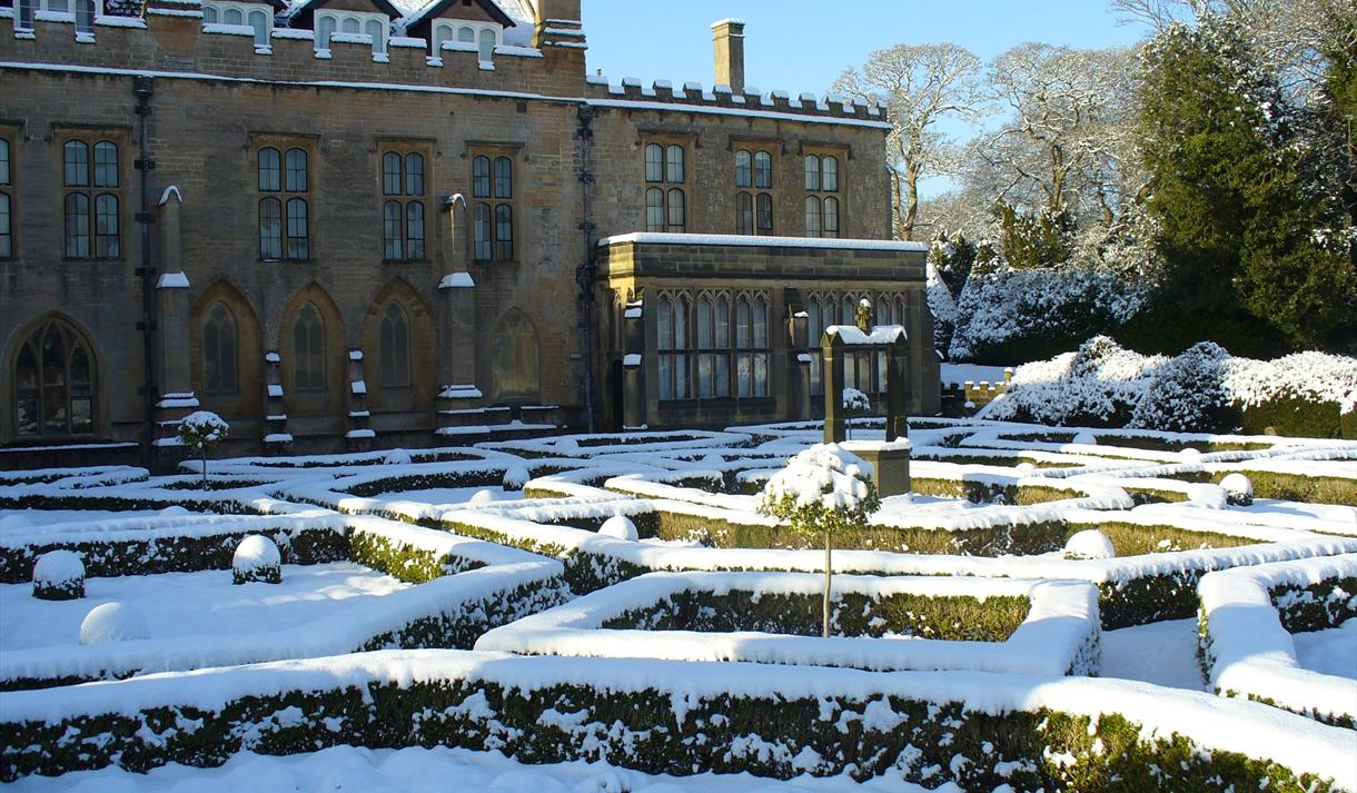Craft and Gift Market at Newstead Abbey