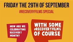 Recovery Street Film Festival at Cafe Sobar