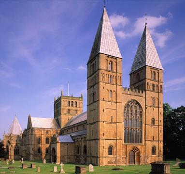 Free Heritage Tours of Southwell Minster and Archbishop's Palace