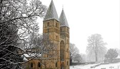 Christmas Eve at Southwell Minster