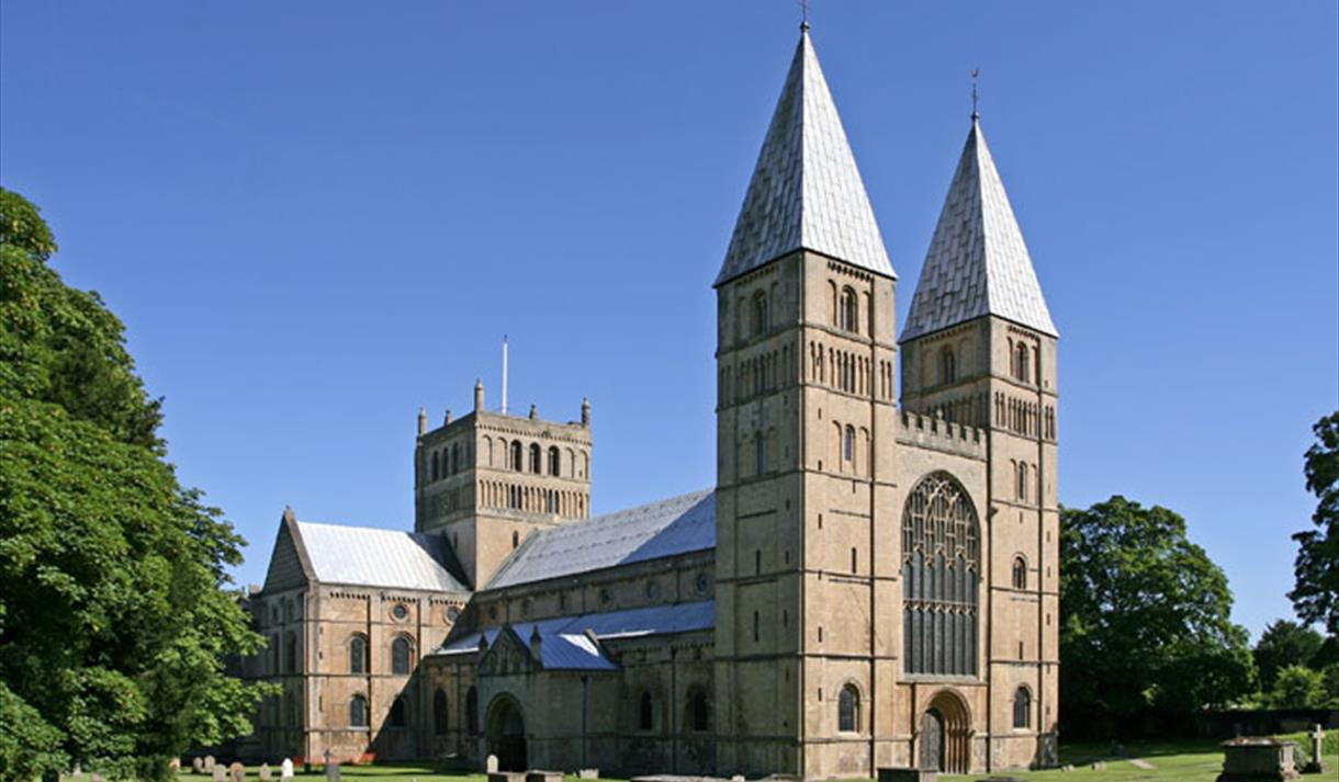 Heritage Open Days - Free Tours of Southwell Minster