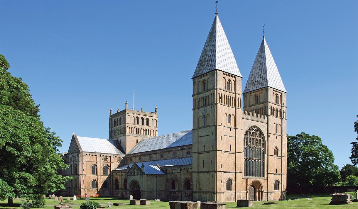 Open Day Tours of Southwell Minster