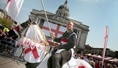 St George's Day 2017