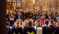 Christmas & New Year Events at St Mary's Church Nottingham