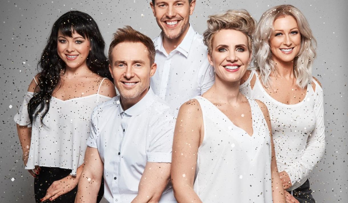Steps - Party On The Dancefloor Tour
