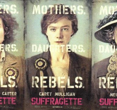 Film Friday at Lowdham Village Hall - Suffragette