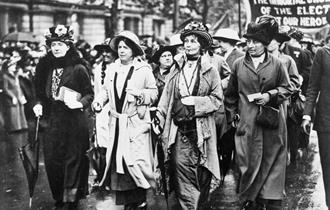 Struggle for Suffrage: Workhouse Women and the Vote