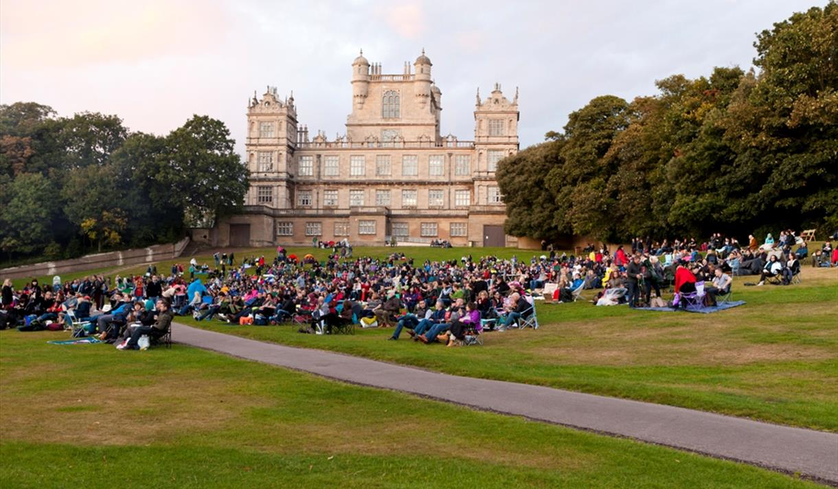 Summer Nights Wollaton Hall | Visit Nottinghamshire