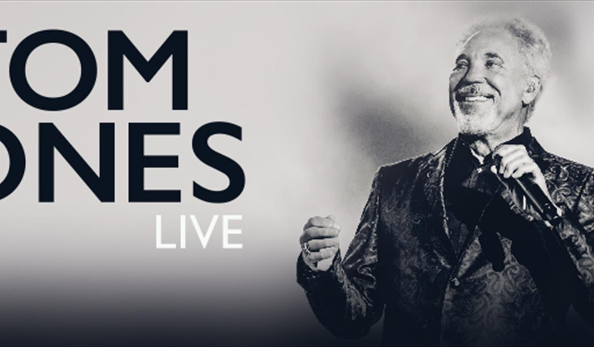 Tom Jones at Forest Live