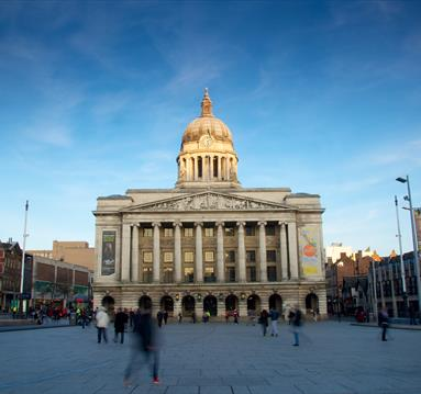 Nottingham Council House