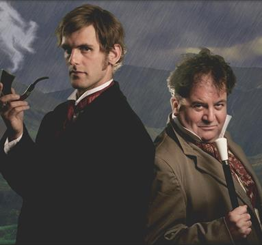 The Adventures of Sherlock Holmes at Wollaton Hall