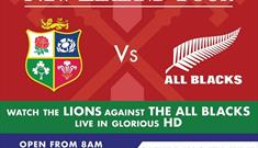 The British and Irish Lions at The Cross Keys