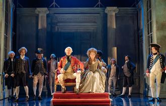 The Madness of George III, Nottingham Playhouse | Visit Nottinghamshire
