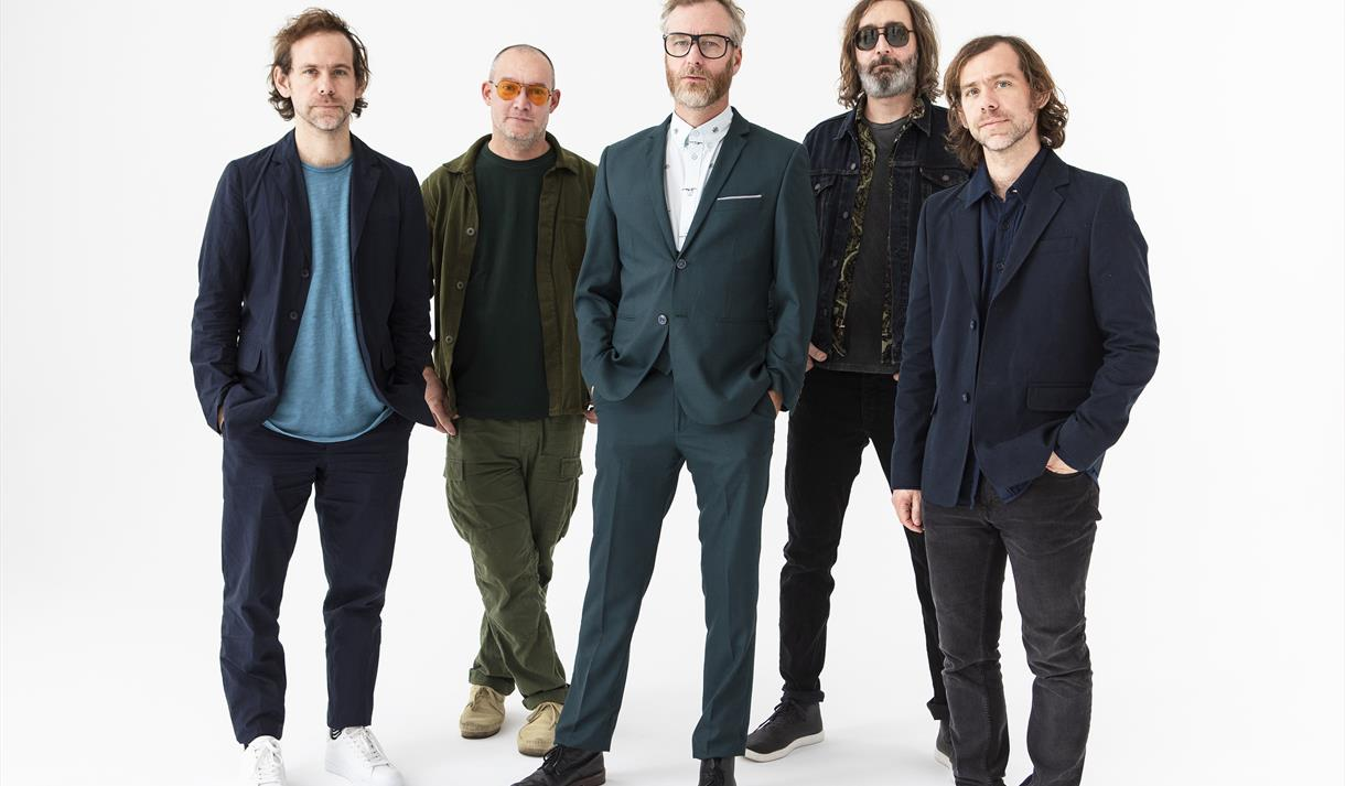 The National, Motorpoint arena nottingham