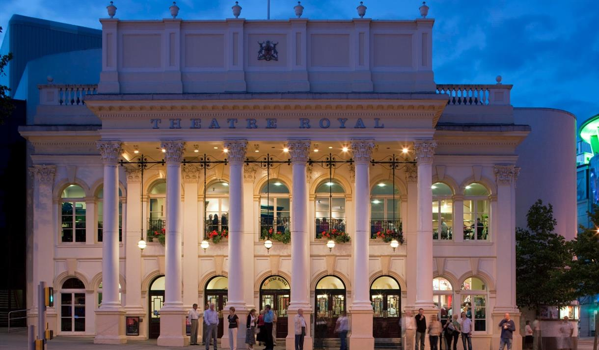 The Theatre Royal and Royal Concert Hall