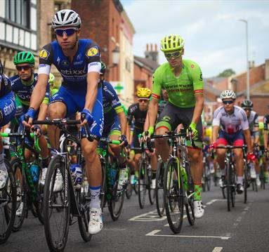 Tour of Britain 2018 | Visit Nottinghamshire