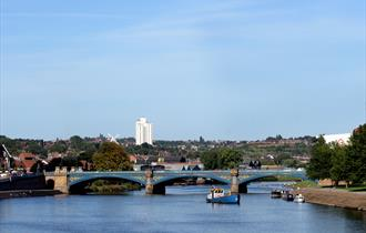 Trent Bridge (the bridge)