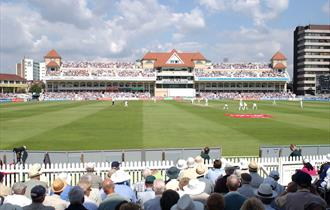 Trent Bridge Cricket Ground Tour
