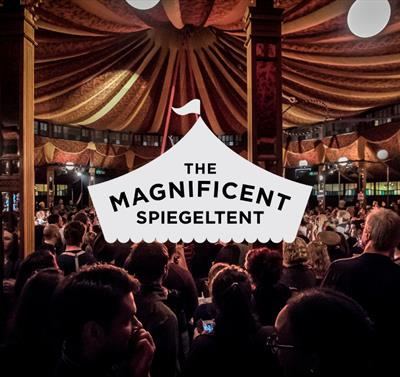 The Magnificent Spiegeltent