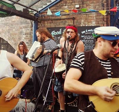 Waterfront Festival at Canal House | Visit Nottinghamshire