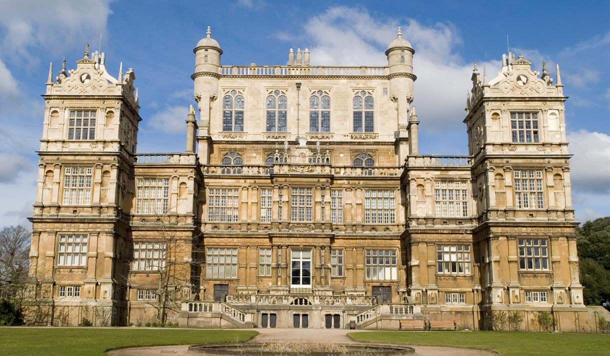 Valentines Evening Tour of Wollaton Hall