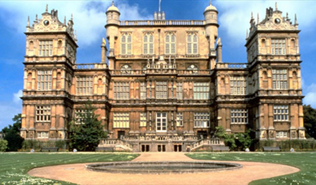 may half term family fun at wollaton hall visit. Black Bedroom Furniture Sets. Home Design Ideas