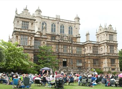 Outdoor Theatre Season at Wollaton Hall