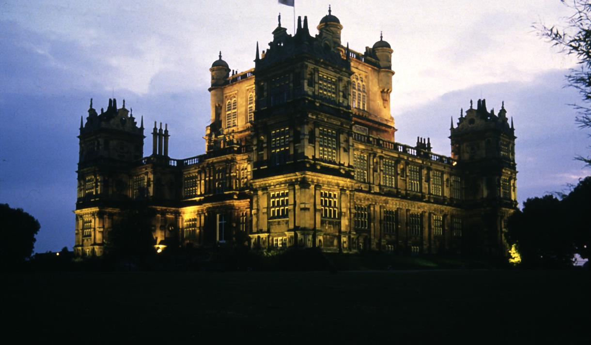 spooky kid 39 s tours of wollaton hall visit nottinghamshire. Black Bedroom Furniture Sets. Home Design Ideas