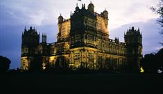 Spooky Kid's Tours of Wollaton Hall