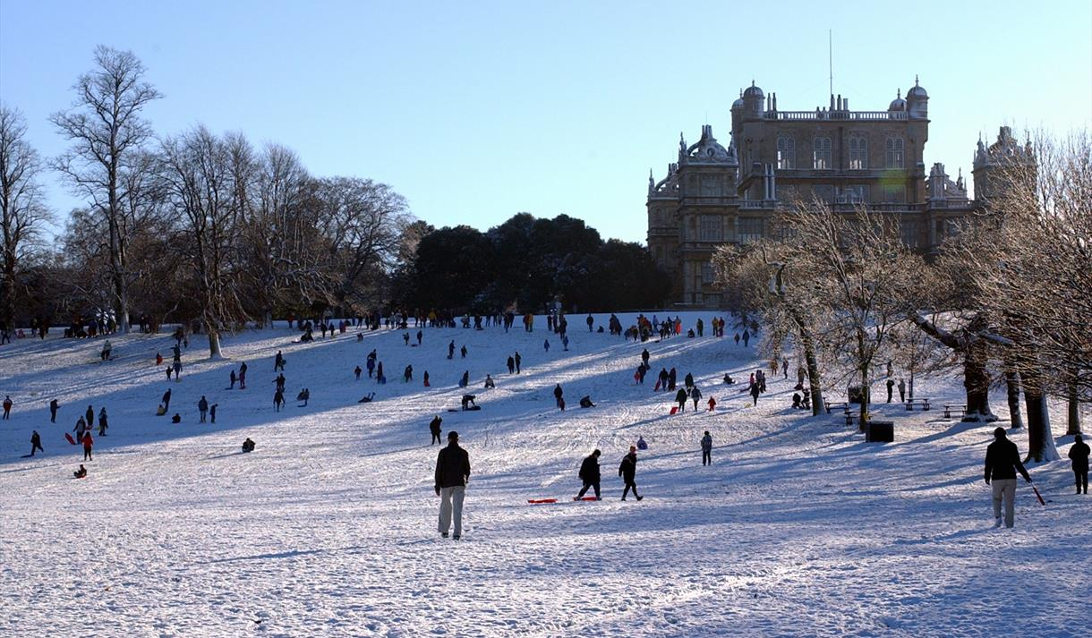 Christmas at Wollaton Hall | Visit Nottinghamshire