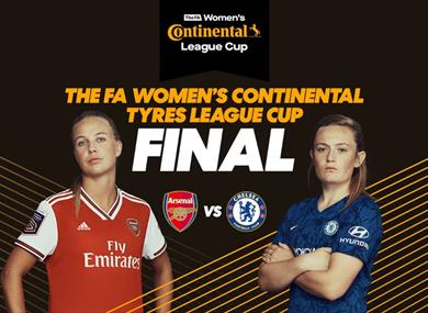 FA Women's Continental League Cup Final