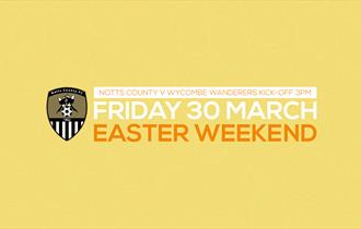 Good Friday Notts County Easter Feast