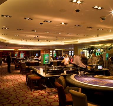 Alea Casino, Nottingham