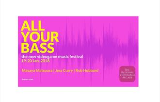All Your Bass: The New Video Game Music Festival